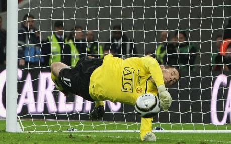 IPod goalkeeper